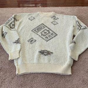 Vintage men london fog m sweater oversized fit